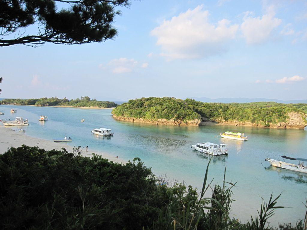 川平湾(観光地)